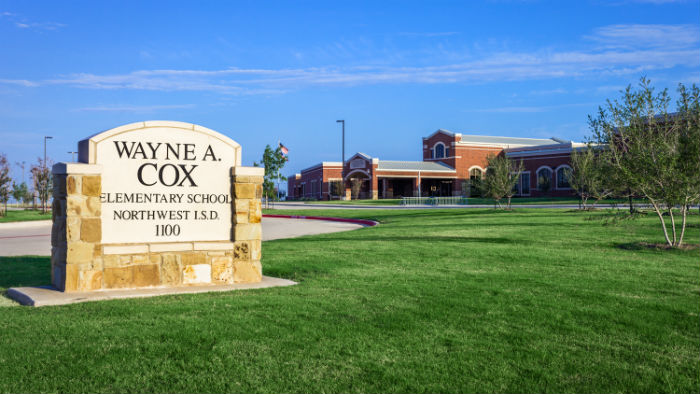 Wayne A. Cox Elementary School (Pre-K – 5th grade), within walking distance of Fairway Ranch community.  To find out about both public and private options, see our Schools page.